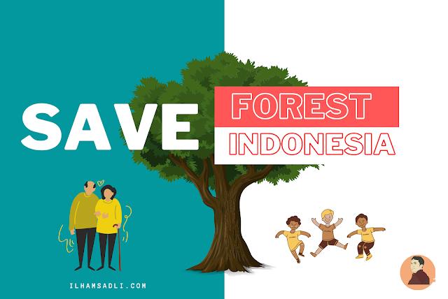 Menjaga Paru-Paru Dunia Demi Masa Depan Bersama Dengan Gerakan Adopsi Hutan