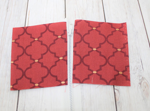 planner pouch pattern