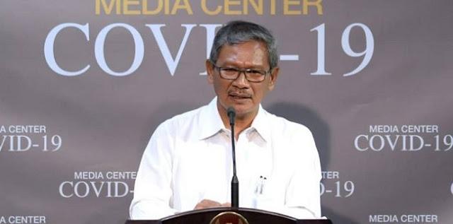 Dianggap Blunder Oleh LP3S, Achmad Yurianto: Blundernya Apa?
