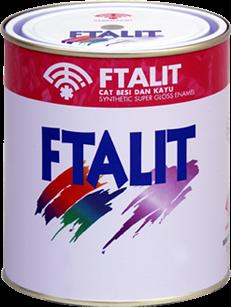 Cat Kayu Ftalit
