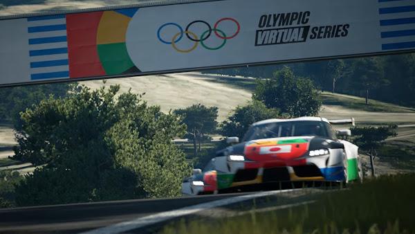 Acompanha esta tarde a Grande Final das Olympic Virtual Series com Gran Turismo