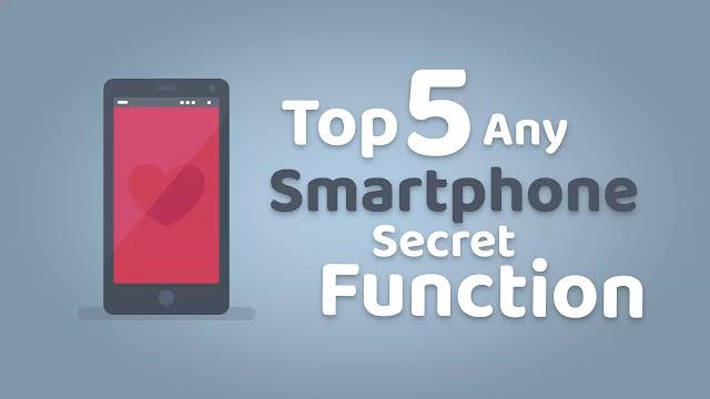 5 Best Secret Function for Any Smartphone - in HINDI | 5 बेस्ट स्मार्टफोन सीक्रेट फंक्शन