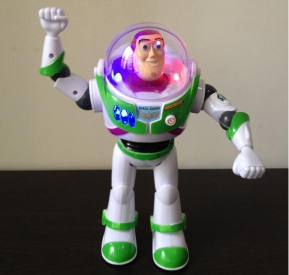 Toy Story 4 Toys : Bongbongidea buzz lightyear toy story walk and sound