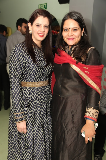 Mrs. Palka Grover with Dr. Deepali Shah-min