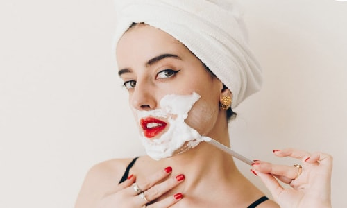Home Remedies to Get Rid of Facial Hair ~ Remove Facial Hair