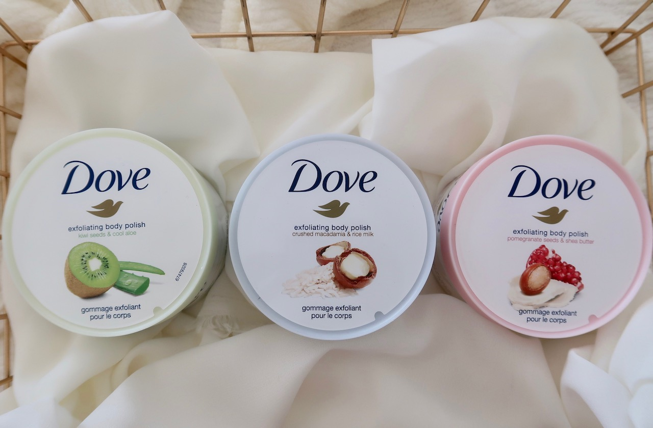 Dove Exfoliating Body Polish Review New Favorite Body Scrub The Beauty Junkee