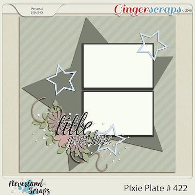 Pixie Plate FREEBIE