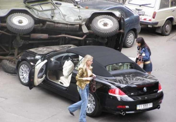 Γυναίκες οδηγοί σε..οδηγικές σκηνές απείρου κάλλους! (photo gallery)