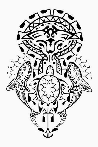 Ararutatoo Mais Sobre A Tatuagem Tribal