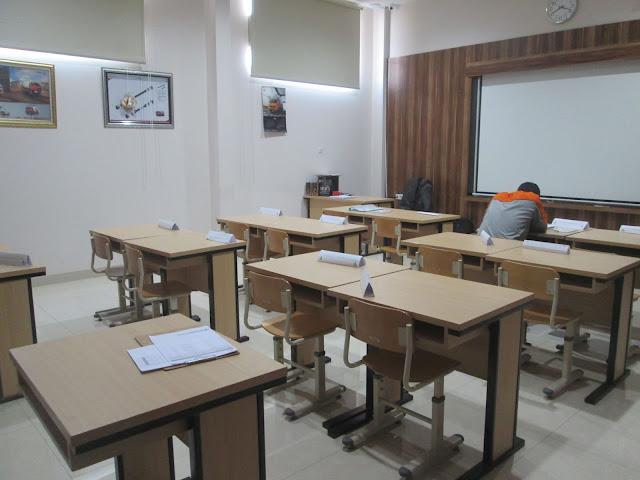 ruang kelas krtc bandung