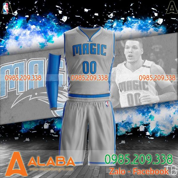 Quần áo bóng rổ nam chất