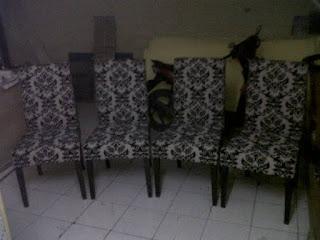reparasi kursi makan