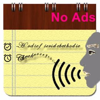 تحميل تطبيق Voice Notes Pro Apk إنشاء ملاحظات سريعة باستخدام الكلام بدل الكتابة
