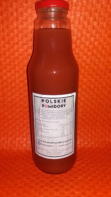Naturalne soki Polskie pomidory