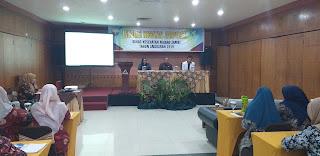 Plt Kadinkes Kabupaten Muaro Jambi Secara Resmi Membuka Evaluasi Kegiatan Jampersal.