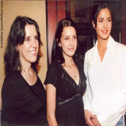 katrina kaif family rare pics