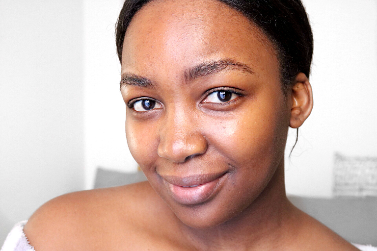 Black South African Beauty Blogger