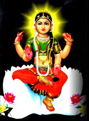Shodashi Tripura Sundari Kavach