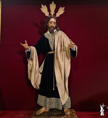 Nuevas potencias para el Señor de la Salud en su Divina Misericordia de Córdoba, regalo de un hermano