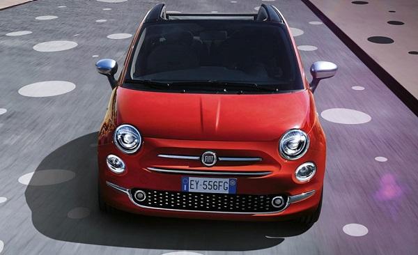 Fiat 500 Argentina