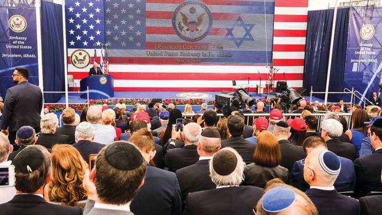 Florida reconoce Jerusalén como capital de Israel