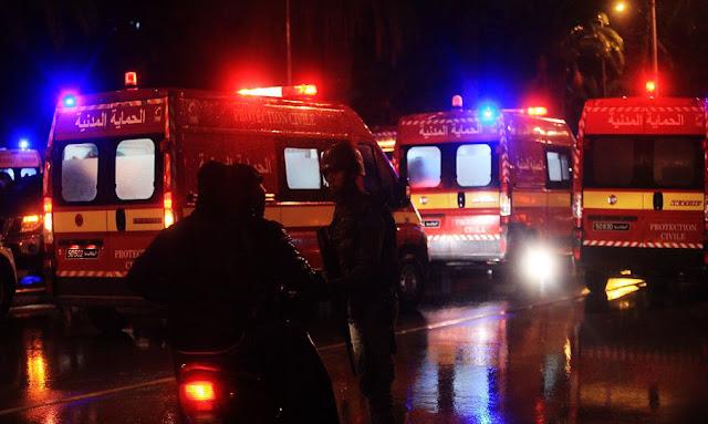 خطير جدا / عاجل تونس : تعرض 29 عون أمن من فوج حفظ النظام إلى تسمم غذائي (التفاصيل أكثر)