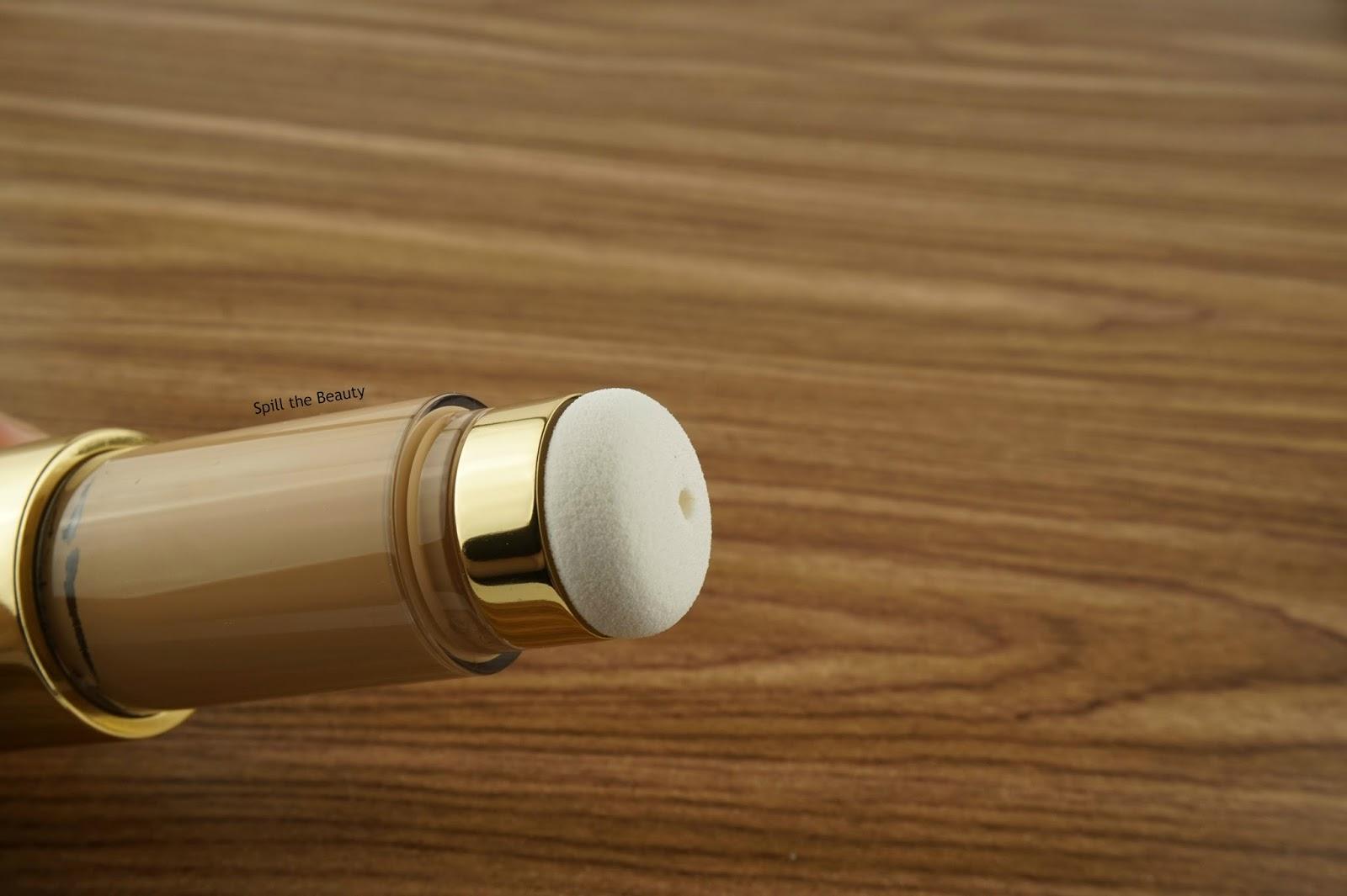 estee lauder double wear nude cushion stick radiant makeup 2w1 dawn review