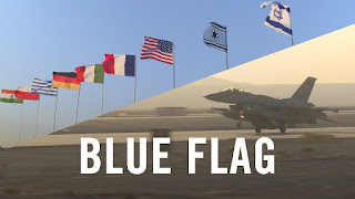 "Latihan ""Blue Flag"""