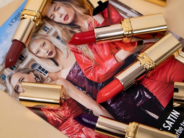 L'Oréal Paris Color Riche Satin Lippenstifte