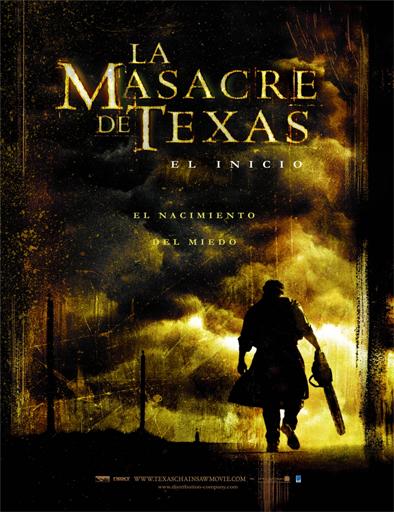 Ver La masacre de Texas: El Inicio (2006) Online