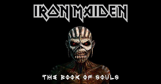 Iron Maiden - The Book of Souls lyric | Suharmi Talib