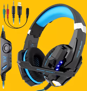 gaming headset with best microphone