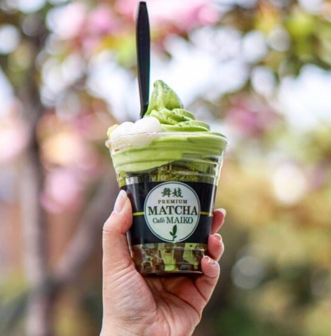 Mar. 1 - 2 | Famous Matcha-Centric Cafe from Hawaii Opens in Los Angeles - FREE Ice Cream