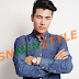 Men Simple Clothing Style