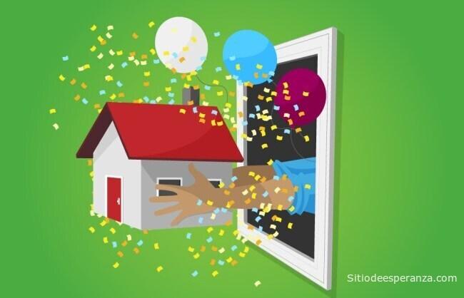 Tirando la casa por la ventana