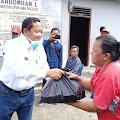 Bantu Warga di Kondisi Covid-19, Pemkab Samosir Salurkan 6000 Paket Bantuan