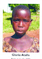 World Vision Sponsored Child