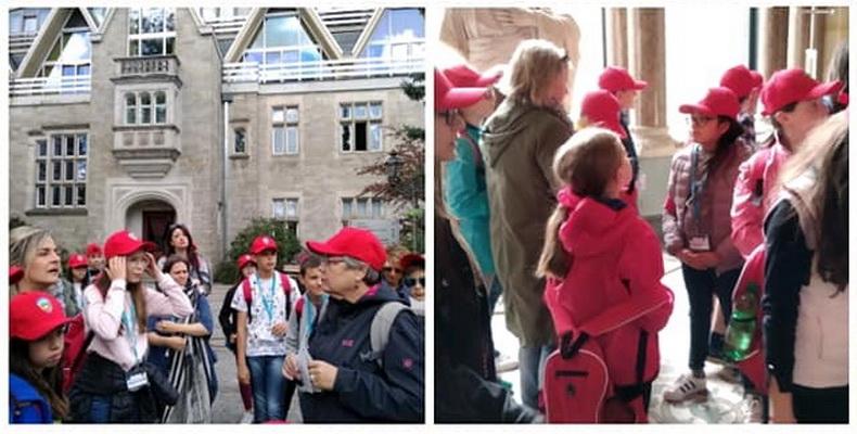 Το 1ο Πειραματικό Σχολείο Αλεξανδρούπολης κατακτά κάστρα και παλάτια στο Βερολίνο