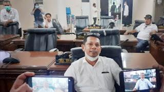 Ketua DPRD Sebut Hutang LD Diketahui Dua Orang Mantan Kabag Umum Pemkot Bima