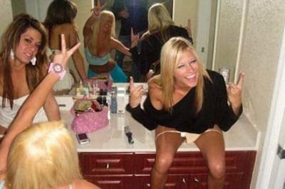 Algumas fotos de meninas sendo meninas