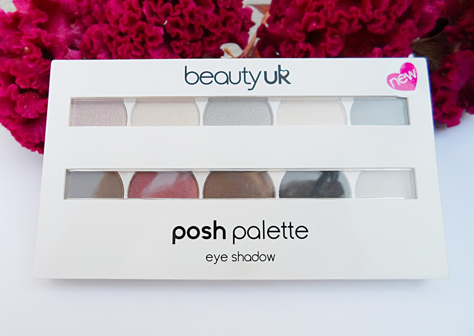beauty uk cosmetics review swatches palette Beauty UK Posh Palette / Review & Swatches liz breygel january girl