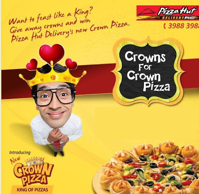 Entertainment Participate In Crown Pizza Contest By Pizza