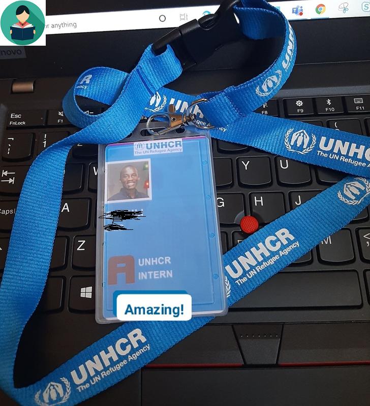 UNHCR Internship