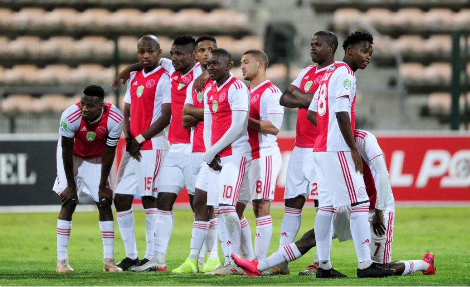 Ajax Cape Town knocked out the Nedbank Cup by TS Sporting.