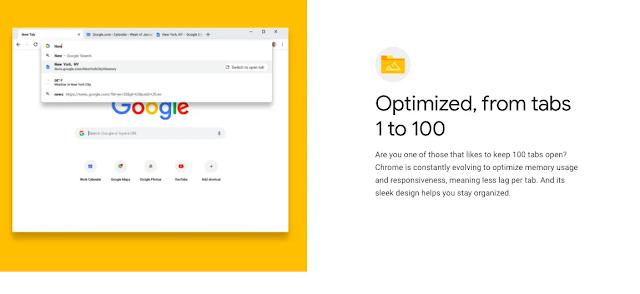Google Chrome Features Best Browser Microsoft Edge vs Google Chrome