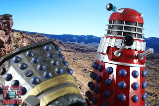 Custom Destroyed Dalek 11