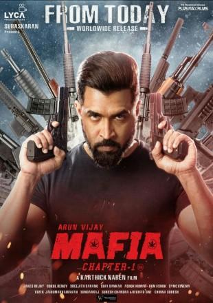 Mafia: Chapter 1 2020 Full Hindi Dubbed Movie Download HDRip 480p 300Mb