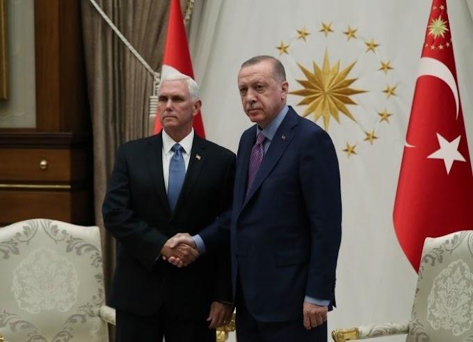 Turquia e EUA chegam a acordo para cessar-fogo no norte da Síria