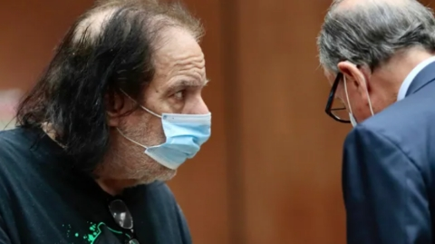 Adult film star Ron Jeremy pleaded not guilty to raping three women and sexually assaulting a fourth