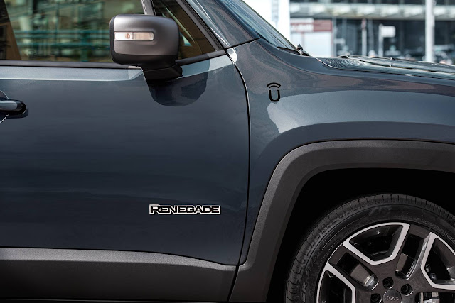 Novo Jeep Renegade 2020 Hybrid Plug-IN